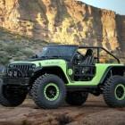Jeep Trailcat concept (JK Wrangler, 2016) photo gallery
