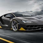 Lamborghini Centenario: 40 €1.75 million hypercars to be built