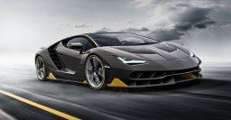 Lamborghini Centenario etymology: What its name means