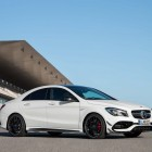 Mercedes-AMG CLA45 (C117 facelift, 2016) photo gallery
