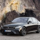 W213 Mercedes-AMG E43 4Matic: Down market AMG sedan debuts