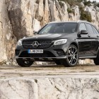 X253 Mercedes-AMG GLC43 4Matic: GLC gains 3-liter twin-turbo V6