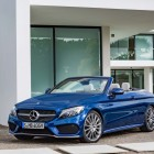 Mercedes-Benz C-Class convertible (A205, 2016) photo gallery