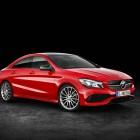 Mercedes-Benz CLA sedan (C117 facelift, 2016) photo gallery