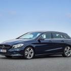 Mercedes-Benz CLA Shooting Brake (X117 facelift, 2016) photos