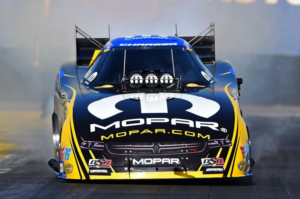 Mopar Express Lane Dodge Charger R/T funny car (2016 ...