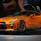 2017 Nissan GT-R update: V-motion grille, more power, new interior