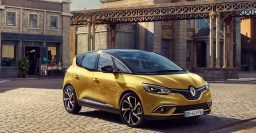 Renault Scenic IV: 20-inch alloys, sexy looks standard
