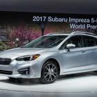 2017 Subaru Impreza wins Japanese Car of the Year