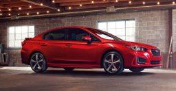 2017 Subaru Impreza: $18k starting, first to be US made, has 5-sp manual