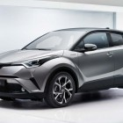 2016 Toyota C-HR: Controversial looks for Juke competitor