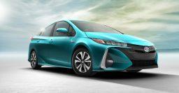 XW55 Toyota Prius Prime delayed in Japan until winter 2016