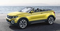 Volkswagen T-Cross Breeze previews Polo-sized SUV