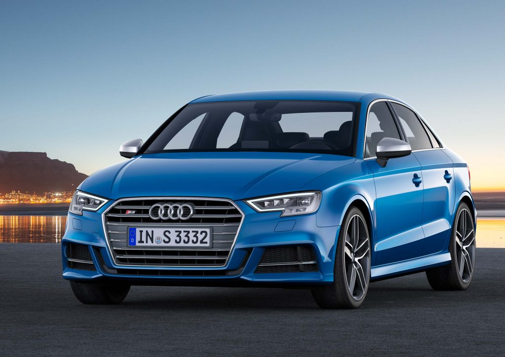 audi s3 sedan  type 8v facelift  2016  photo gallery