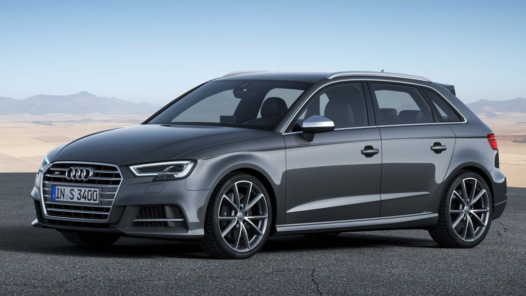 Audi S3 Sportback Type 8v Facelift