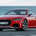 Audi TT RS coupe (Mark III, Type 8S, 2016) photo gallery