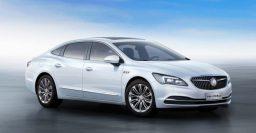2016 Buick LaCrosse Hybrid: China sedan does 4.7L/100km (50mpg)
