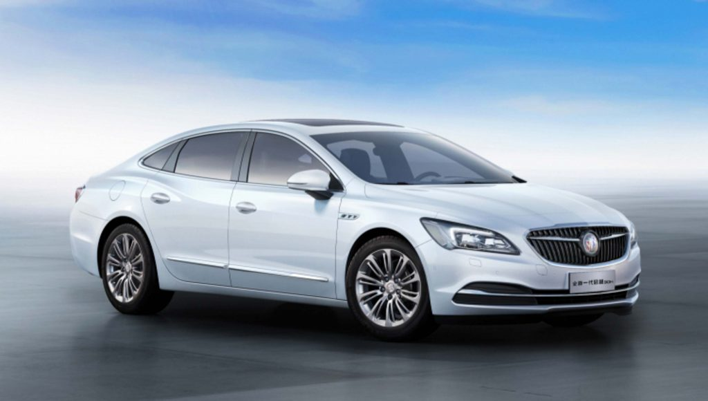2016 buick lacrosse hybrid china sedan does 4 7l 100km 50mpg between the axles. Black Bedroom Furniture Sets. Home Design Ideas