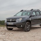 Dacia Duster (2013, B0) photo gallery