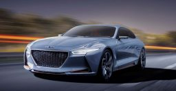 2019 Genesis G70 previewed by New York Concept