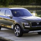 Kia Telluride concept (2016, KCD12) photo gallery