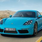 Porsche 718 Cayman (Type 981 facelift, 2016) photo gallery