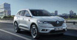 2017 Renault Koleos: Larger second-gen SUV more off-roader like