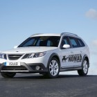 Saab 9-3X facelift (2011, second generation) photo gallery
