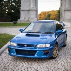 Subaru Impreza WRX STI 22B coupe (GM, 1998) photo gallery
