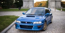 Subaru WRX etymology: What does its name mean, letters stand for?