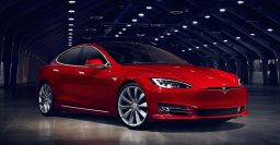 Tesla Model S to be evaluated by LAPD for police patrol duty