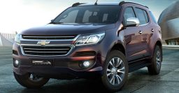 2017 Chevrolet Trailblazer facelift: New much improved nose, interior