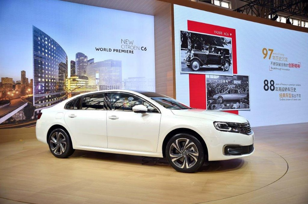 2017 citroen c6 bland second gen model won t disappoint france between the axles. Black Bedroom Furniture Sets. Home Design Ideas