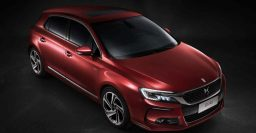 2016 DS 4S: China only hatch looks a lot like Peugeot 308