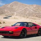 Ferrari 308 GTS restoration: 308 GTE by Electric GT (2016) photos
