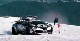 Lamborghini Murcielago tackles glacier in new Jon Olsson video