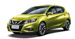 2017 Nissan Tiida for China is a sportier looking Euro Pulsar