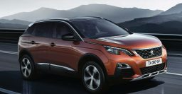 2017 Peugeot 3008: Awkward minivan looks ditched for SUV style