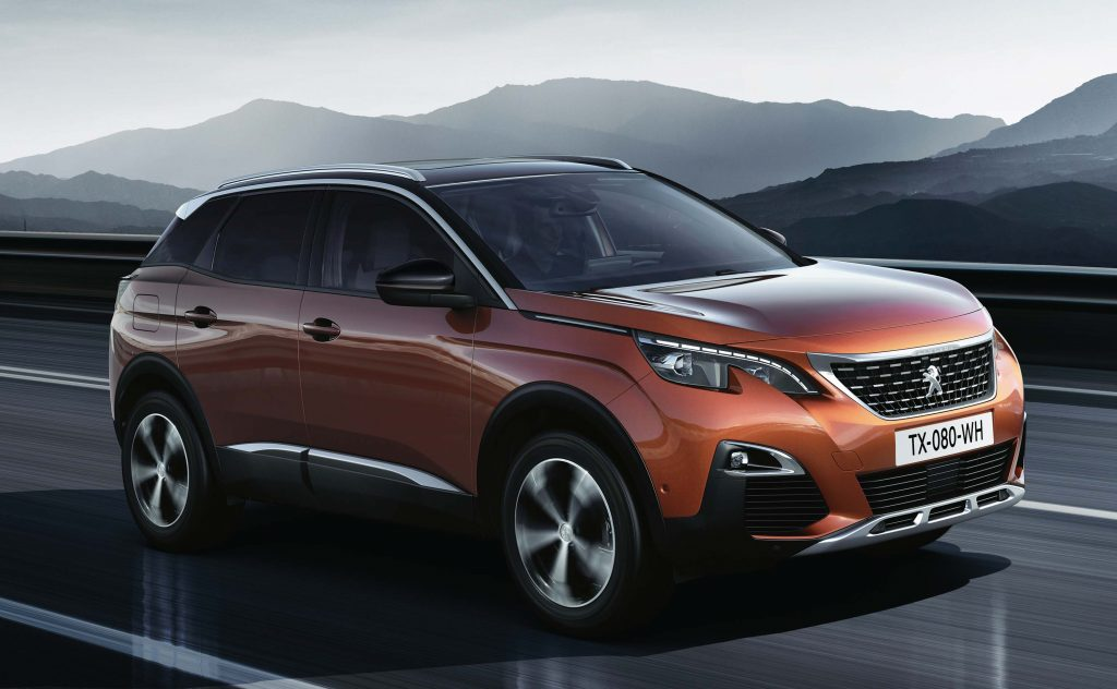2017 peugeot 3008 awkward minivan looks ditched for suv style between the axles. Black Bedroom Furniture Sets. Home Design Ideas