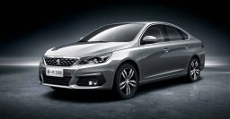 2016 Peugeot 308 (T9) sedan is handsome, but China only