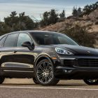 Porsche Cayenne S (Type 92A, 2015, US) photo gallery