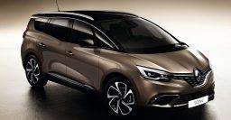 2016 Renault Grand Scenic IV: 23cm longer minivan still looks good