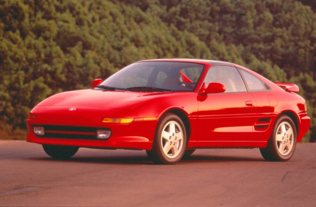 Toyota Mr2 W20 1989 1999 Usa Photo Gallery Between
