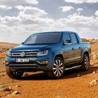 Volkswagen Amarok trademarked in US, is the midsize truck on its way?