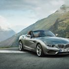 BMW Zagato Roadster concept (2012, E89) photo gallery