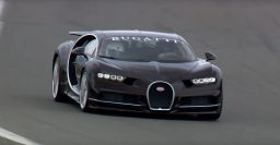 Bugatti Chiron driven around the Nurburgring by CEO – video