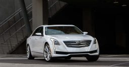 Cadillac CT6 is very hard to repair, can only be repaired in half of the USA
