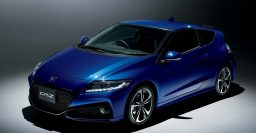 Honda CR-Z Final Label: End of production special for Japan