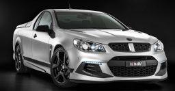 2016 HSV Maloo, Senator, Clubsport SV Black: Last LS3 V8 models
