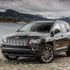 Jeep Compass Limited (2014, MK49 facelift) photo gallery